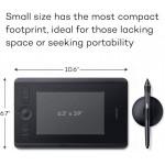 Wacom Intuos Pro PTH-460K0B (Small, Black, 2019)