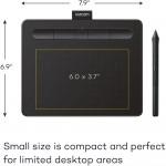 Wacom Intuos CTL-4100WLK-N Bluetooth (Small/Black)